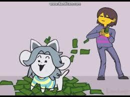 Tem Shop Money Undertale Youtube