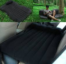 Backseat Inflatable Bed Best Inflatable Car Travel Camping Mattress 2016 Guide
