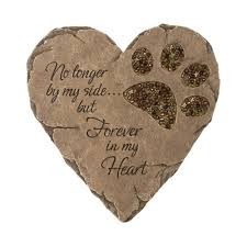 dog memorial stones dog funeral headstones grave markers garden stepping stone