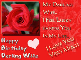 Happy Birthday Quote To Wife