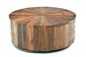 wooden coffee tables for round wooden coffee tables wood table rustic modern for on