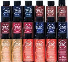 Pm Shines Demi Permanent Hair Color 2 Oz 3ro Burnt Sienna