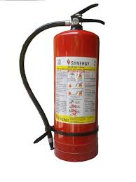 Water Type Stored Pressure Fire Extinguisher Capacity 9 Liter