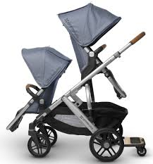 uppababy vista stroller with bassinet 2017 blue marl henry free uppababy carry all