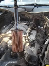 Diy Complete Oil Change Instructions Mercedes Benz Mb Medic
