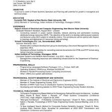 Resume Template Without Work Experience Free Downloads 20 Resume No ...