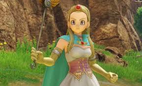 Dragon Quest Design Dragon Quest Xis Original Character Designs Were Quite