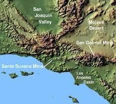 Santa Susana Mountains - Wikipedia