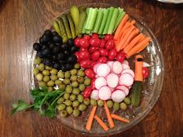 Decorative Relish Tray For Thanksgiving Saw this on FB or Pinterest and copied the idea Thanksgiving relish 65