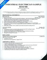 Sample Journeyman Electrician Resumes Journeyman Electrician Resume Template Mmventures Co
