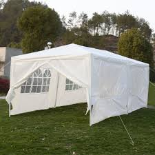 outdoor patio tents. Wedding Tent 10\u0027x20\u0027 Canopy Party Outdoor Gazebo Event Patio 4 Sidewall 2 Door AP2015WH*FDS-in Gazebos From Home \u0026 Garden On Aliexpress.com | Alibaba Group Tents I