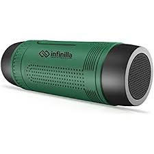 waterproof portable bluetooth speakers. infinilla waterproof portable bluetooth speaker, 24 hour playtime 4.0 wireless sport speakers for travel \u0026 8