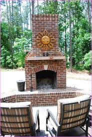 excellent ideas outdoor wood burning fireplace kits good looking outdoor fireplace kits wood burning