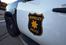 Image result for police stand by in Berkeley