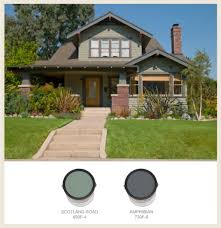 arts and crafts exterior paint colors. green is a favorite exterior color for arts \u0026 crafts and paint colors r