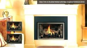cost of fireplace insert cost install gas fireplace insert