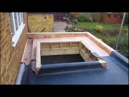 Flat Roof Construction for Home ideas