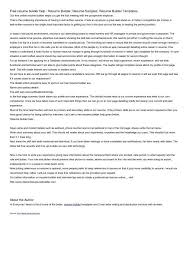 easelly - What Are Some Free Resume Builder Sites. fancy my indeed resume 6  resume indeed resume example 63 indeed resume template indeed resume -