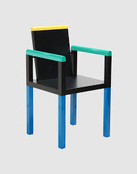 memphis style furniture. Memphis Milano Palace Chair DESIGN ART Online Style Furniture N
