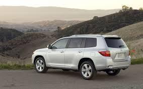 Toyota Highlander, Hybrid, Sport, Limited, AWD - Free Widescreen ...