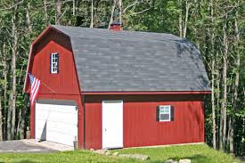 Free garage building plans detached wholesale Carriage Maxibarn Two Car Garages Quick Build Detached Two Car Garages From The Amish