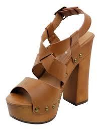 womens wedge platform chunky wood high heel sandals retro gladiator prom shoes sega 04