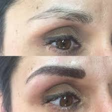 photo of fiona ross semi permanent makeup dorking surrey united kingdom
