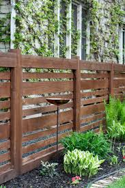 1 Year Later : Our Horizontal Fence (Deuce Cities Henhouse)