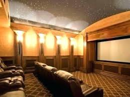 Theatre room lighting ideas Basement Theater Room Lighting Media Ideas Sconces For Home Theatre Wall Design Star Take One Movie Fashioncents Theater Room Lighting Fashioncents