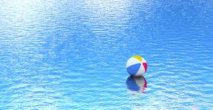 Beach ball in ocean Maldives Beach Ball Floating On Blue Water Colourful Beach Ball Floating On Ocean Summer Holiday Dreamstimecom Colorful Beach Ball Floating Pool Stock Illustrations 49 Colorful
