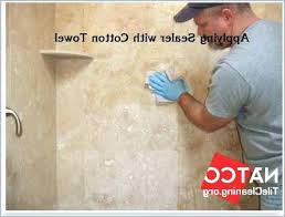 cleaning travertine tile shower cleaning tile shower cleaning tile shower a inviting how to clean and