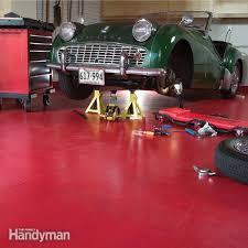 epoxy flooring garage. Epoxy Flooring Garage Floor Painting Paints