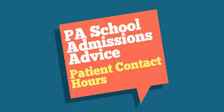 What Is The Advisor Invitation Verification Form Custom The PA Advisor Series Patient Contact Hours And Healthcare