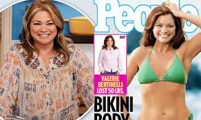 Valerie Bertinelli, 60, says she worked ...