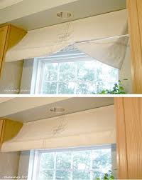24 insanely awesome ways to use tension rods in your home curtains for kitchen