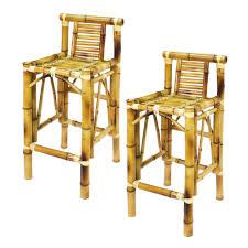 rustic wood bar stools. Rustic Wooden Bar Stools With Backs Bamboo Design Wood N