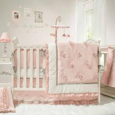 calm baby girl bedding crib sets baby girl crib bedding sets home throughout cute baby girl