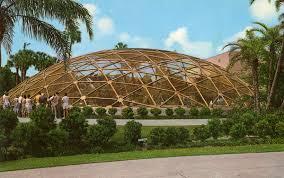garden dome. Geodesic Dome Of Rare Birds At The Busch Gardens Amusement Park In Tampa. Garden S