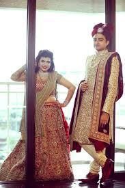 Kamali Designer Delhi Kamali And Nikhil Indian Bride Groom Asian Wedding Dress