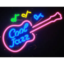 17 x14 neon sign cool jazz and blues game or music room bass guitar wall art decoration on neon wall art nz with guitar music wall art nz buy new guitar music wall art online from