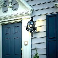 outdoor front porch lighting modern porch light
