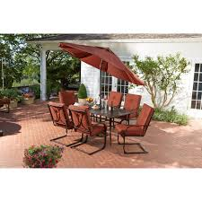 Hd Designs Outdoors Hd Designs Outdoors Napa 7 Piece Patio Set Patio Outdoor