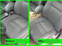automotive leather repair seat automobile kit houston best