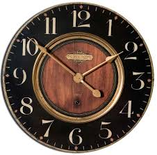 alexandre martinot wall clock 23 by timeworks 2 gif