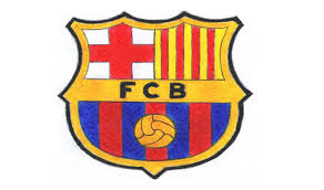 Comment Dessiner Le Logo Du Fc Barcelone Pas Pas Football