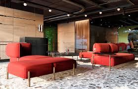 Italian Office Design Energetic Italian Office Design Interior Design Office