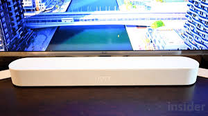 Sonos Beam Lights Review Sonos Beam Is An Ideal Apple Tv Companion