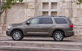 2011 Toyota Sequoia - Information and photos - ZombieDrive