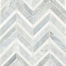 alps honed polished chevron mosaic