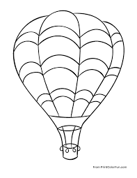 Coloring Page Water Balloon Coloring Birthday Fiesta Shape